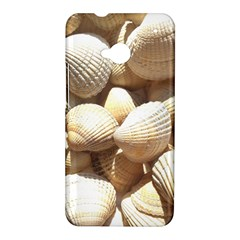 Tropical Exotic Sea Shells HTC One M7 Hardshell Case