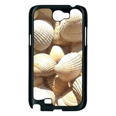 Tropical Exotic Sea Shells Samsung Galaxy Note 2 Case (Black)