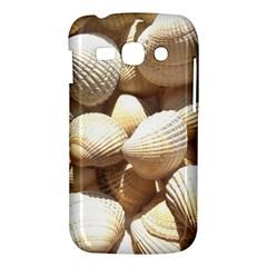 Tropical Exotic Sea Shells Samsung Galaxy Ace 3 S7272 Hardshell Case