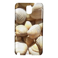 Tropical Exotic Sea Shells Samsung Galaxy Note 3 N9005 Hardshell Case