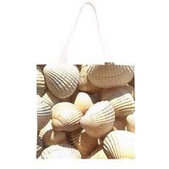 Tropical Exotic Sea Shells Grocery Light Tote Bag