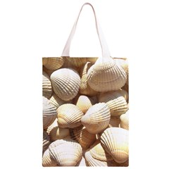 Tropical Exotic Sea Shells Classic Light Tote Bag