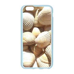 Tropical Exotic Sea Shells Apple Seamless iPhone 6/6S Case (Color)