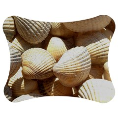 Tropical Exotic Sea Shells Jigsaw Puzzle Photo Stand (bow)