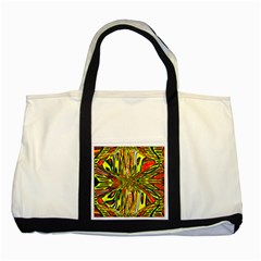 MAGIC WORD Two Tone Tote Bag