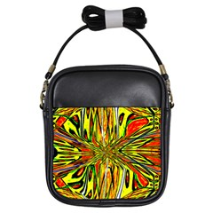 Magic Word Girls Sling Bags