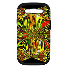 Magic Word Samsung Galaxy S Iii Hardshell Case (pc+silicone)
