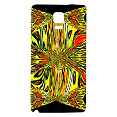 MAGIC WORD Galaxy Note 4 Back Case