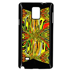 MAGIC WORD Samsung Galaxy Note 4 Case (Black)