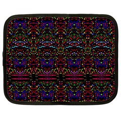 PURPLE 88 Netbook Case (Large)