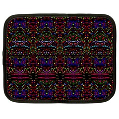 PURPLE 88 Netbook Case (XXL)