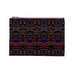 Purple 88 Cosmetic Bag (large)