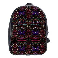 PURPLE 88 School Bags(Large)