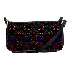PURPLE 88 Shoulder Clutch Bags