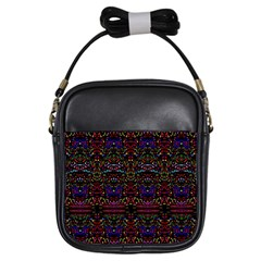 PURPLE 88 Girls Sling Bags