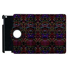 PURPLE 88 Apple iPad 2 Flip 360 Case