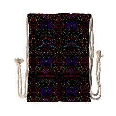 PURPLE 88 Drawstring Bag (Small)