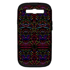 Bubble Up Samsung Galaxy S III Hardshell Case (PC+Silicone)