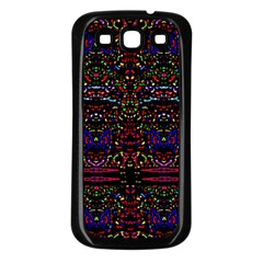 Bubble Up Samsung Galaxy S3 Back Case (Black)