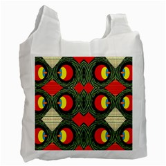 Exile Planet Recycle Bag (one Side)