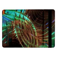 Metallic Abstract Copper Patina  Samsung Galaxy Tab Pro 12.2  Flip Case