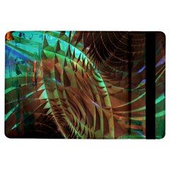 Metallic Abstract Copper Patina  iPad Air Flip