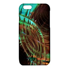 Metallic Abstract Copper Patina  iPhone 6/6S TPU Case