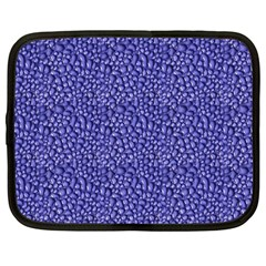 Abstract Texture Netbook Case (Large)