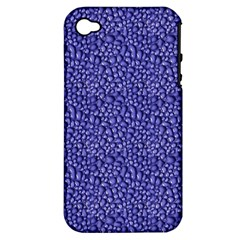 Abstract Texture Apple iPhone 4/4S Hardshell Case (PC+Silicone)