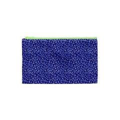 Abstract Texture Cosmetic Bag (XS)