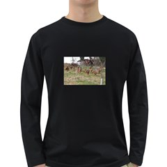 Bloodhounds Working Long Sleeve Dark T-Shirts