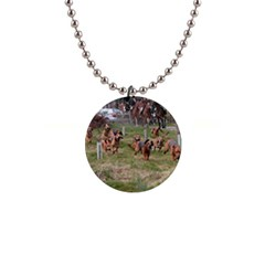 Bloodhounds Working Button Necklaces
