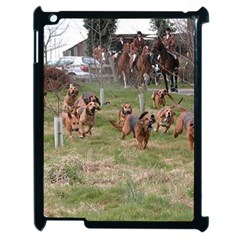 Bloodhounds Working Apple iPad 2 Case (Black)