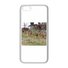 Bloodhounds Working Apple iPhone 5C Seamless Case (White)