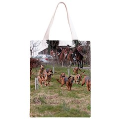 Bloodhounds Working Classic Light Tote Bag