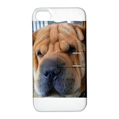 Shar Pei / Chinese Shar Pei Apple iPhone 4/4S Hardshell Case with Stand