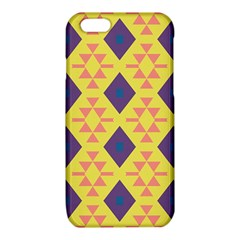 Tribal shapes and rhombus pattern                        iPhone 6/6S TPU Case