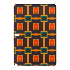 Connected shapes in retro colors                         Samsung Galaxy Tab Pro 10.1 Hardshell Case