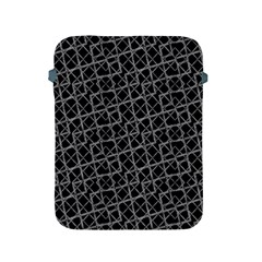 Geometric Grunge Pattern Apple iPad 2/3/4 Protective Soft Cases