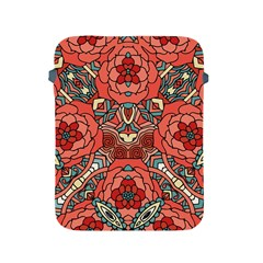 Petals in Pale Rose, Bold Flower Design Apple iPad 2/3/4 Protective Soft Case