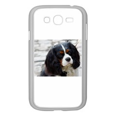 Cavalier King Charles Spaniel 2 Samsung Galaxy Grand DUOS I9082 Case (White)