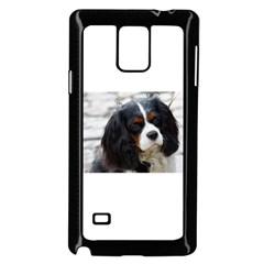 Cavalier King Charles Spaniel 2 Samsung Galaxy Note 4 Case (Black)