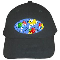 Rectangles mix                          Black Cap