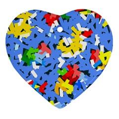 Rectangles mix                          Ornament (Heart)