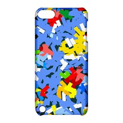 Rectangles mix                          			Apple iPod Touch 5 Hardshell Case with Stand
