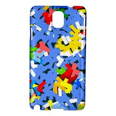 Rectangles mix                          			Samsung Galaxy Note 3 N9005 Hardshell Case