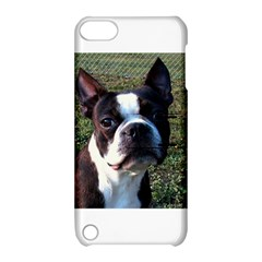 Boston Terrier Apple iPod Touch 5 Hardshell Case with Stand