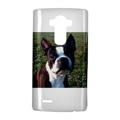 Boston Terrier LG G4 Hardshell Case