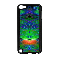 Neon Night Dance Party Apple Ipod Touch 5 Case (black)