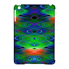 Neon Night Dance Party Apple iPad Mini Hardshell Case (Compatible with Smart Cover)